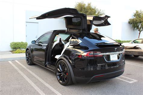 Model X exclusive model x review tesla model x is the best suv