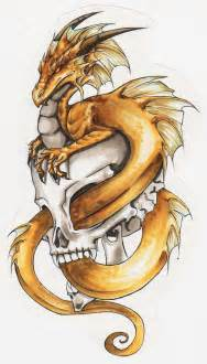 western dragon tattoo designs for men tattoo