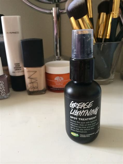 lush grease lightning lush grease lightning review what she does now