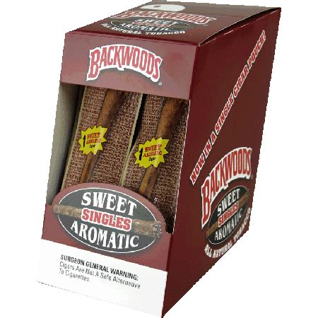 Tembakau Flavor Sweet Aromatic backwoods sweet aromatic cigars 24ct cheap cigars