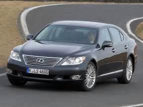 lexus ls 460 eu spec usf40 2009 12