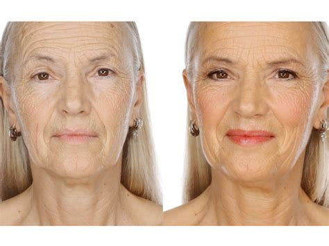 50 year old women before and after makeover going glam ma makeup tutorial for senior citizens goes