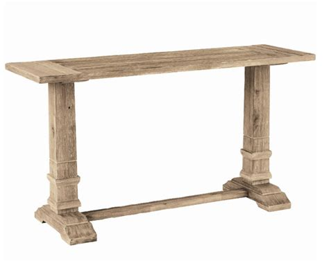 Restoration Hardware Console Table Restoration Hardware Trestle Console Table Decor Look Alikes