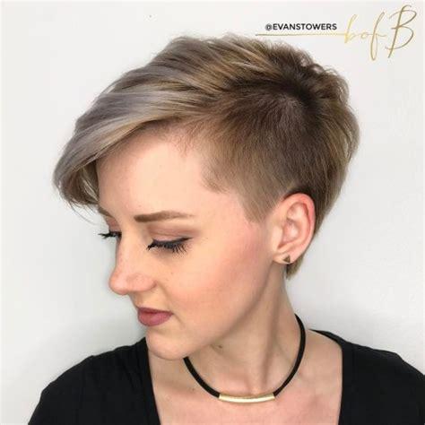 best 25 asymmetrical pixie haircut ideas on pinterest