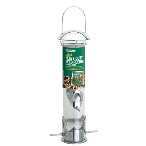 gardman heavy duty seed feeder review 2017
