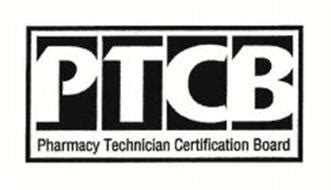 Pharmacy Board Certification by Ptcb Pharmacy Technician Certification Board Trademark Of