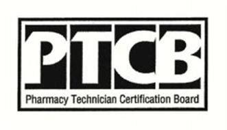 Pharmacy Board Certification by Ptcb Pharmacy Technician Certification Board Trademark Of