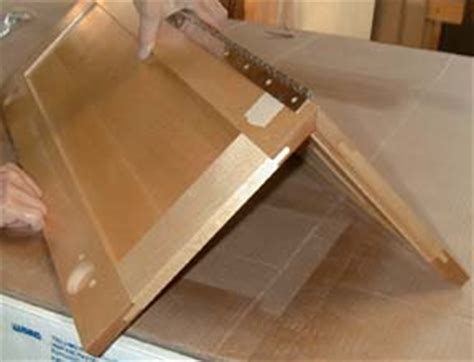 How To Install Lower Kitchen Cabinets base corner cabinet door assembly