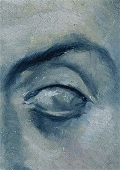 picasso paintings eye mine depression sad lonely painting alone blue pablo