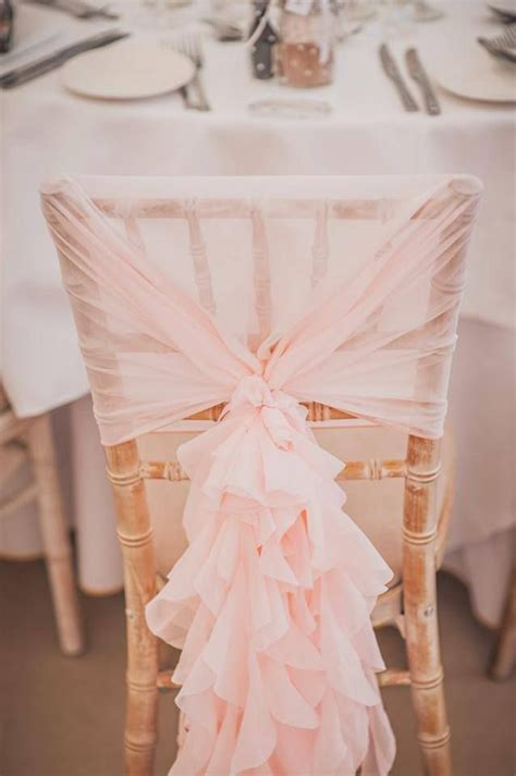 Ruffle Chair Sash by 25 Best Ideas About Wedding Chair Sashes On