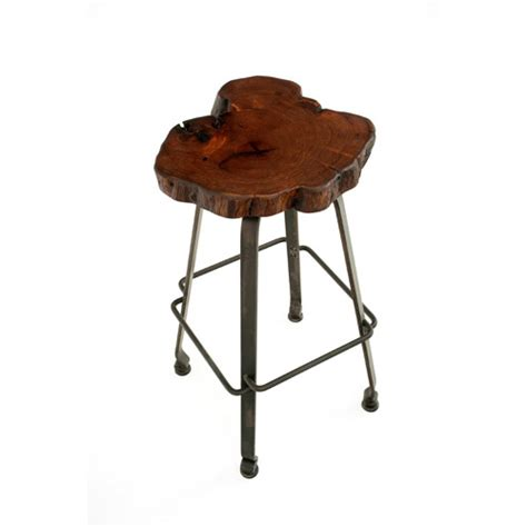 Room Stools by Steel Traditions Clovis Swivel Barstool With Mesquite