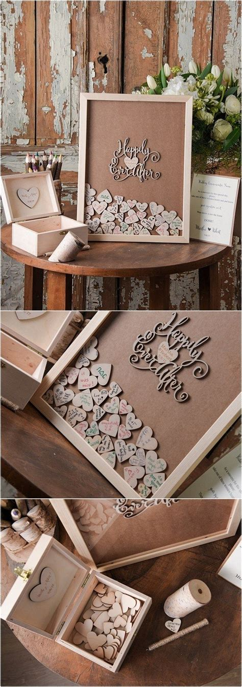 Wedding Book Design Ideas by 25 Best Ideas About Wedding Guest Book On