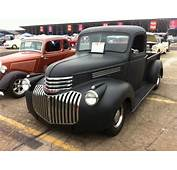 1942 Chevrolet Coupe Pickup  Information And Photos