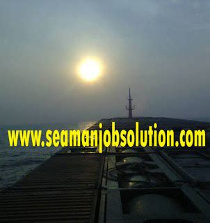 boatswain vacancy job container ship in russia seaman jobs solution