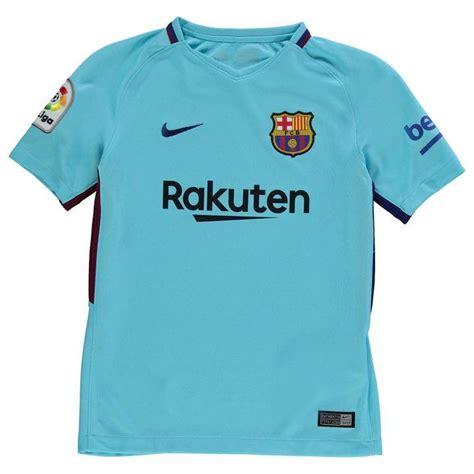 Jersey Barcelona Away 2018 nike nike barcelona away shirt 2017 2018 junior fc