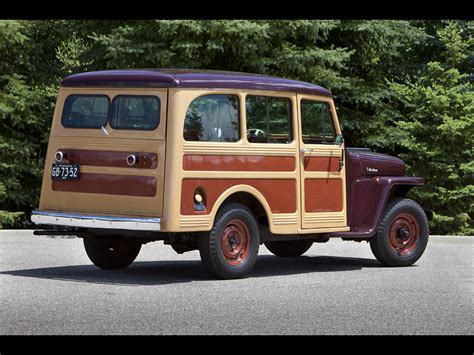 jeep willys wagon for willys jeep station wagon pictures