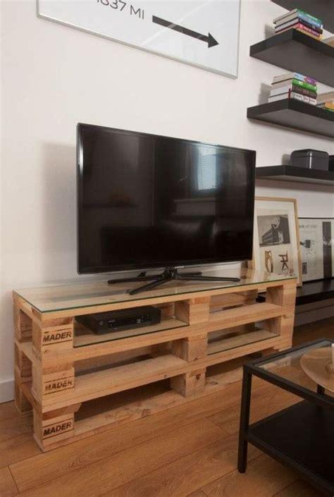 lit en hauteur 878 meuble en palette le guide ultime meuble tv en palette