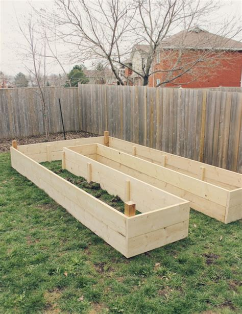 diy easy access raised garden bed  owner builder network