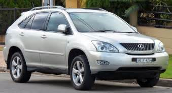 description 2004 2005 lexus rx 330 mcu38r sports luxury