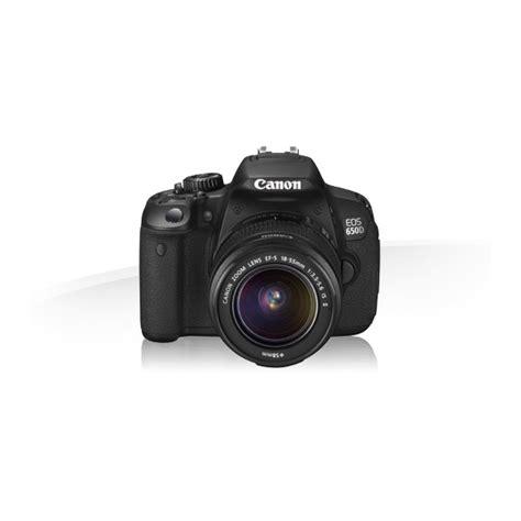 Canon Eos 650d Lensa Kit 18 55mm Is 18 Mp canon 650d kit 18 55mm lens black ashraf electronics web