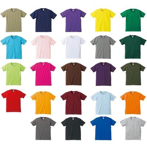 Kaos Polos O Neck Katun Bambu Kb21 t shirts lisas e personalizadas
