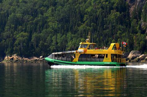 bateau mouche fjord croisi 232 re du fjord