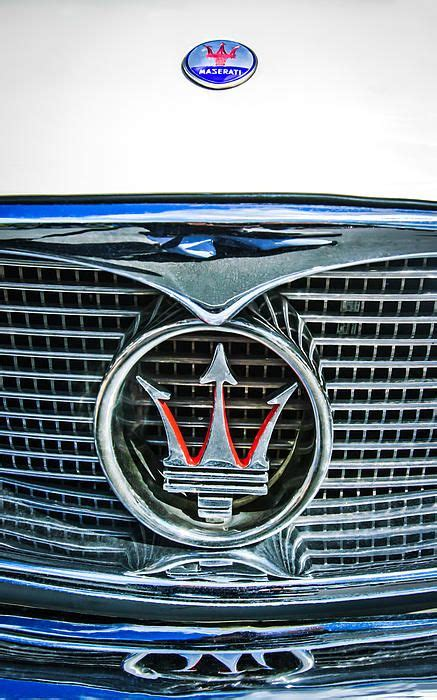 maserati grill emblem 23 best maserati images images on pinterest badge