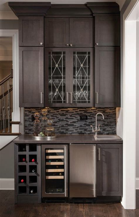 Home Wet Bar Decorating Ideas by Small Wet Bar Decorating Ideas Home Bar Transitional With