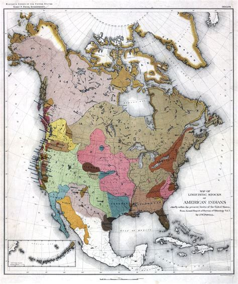america map indian tribes indian tribes of the united states access genealogy