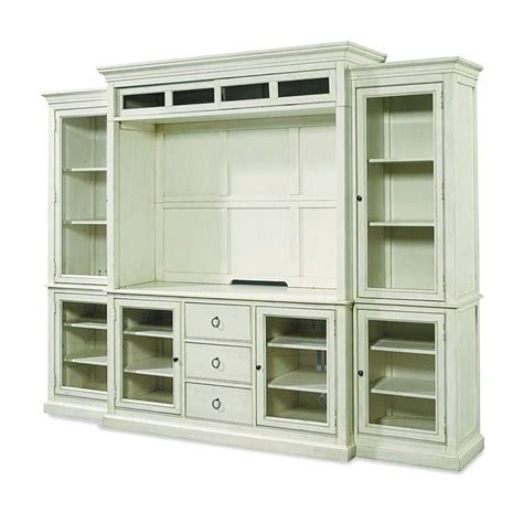 universal furniture summer hill cabinet universal furniture summer hill entertainment wall in