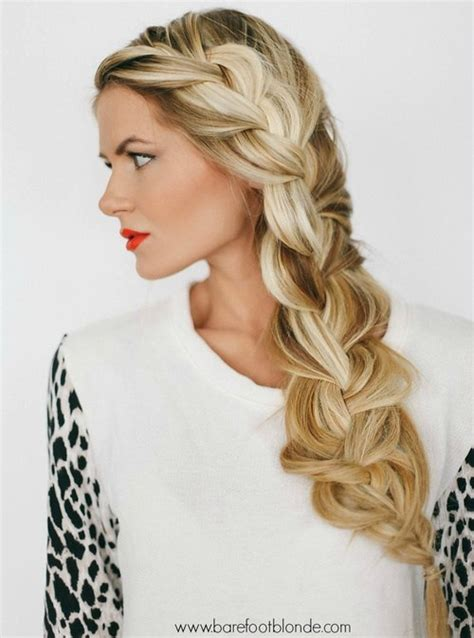 how to do a messy side braid 20 stylish side braid hairstyles for long hair