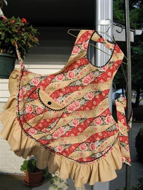 big pocket apron  craftsy