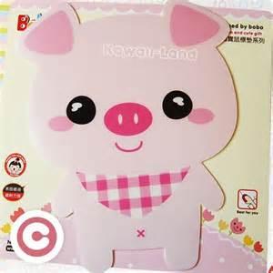kawaii animal mouse pad