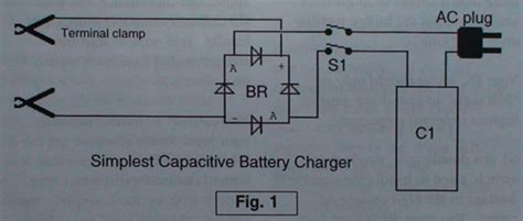 charge capacitor with aa battery diy cheap battery charger desulfates lead acid batteries 12 gold is money the premier