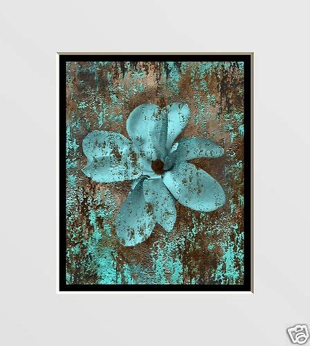 Brown Turquoise Home Decor 17 Best Images About Decor On Framed