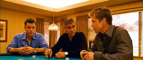 Get Brad And Matts Oceans 13 Shades sized photo of oceans 13 trailer 02 photo 2413876