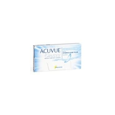 Acuvue Oasys For Astigmatism 400 by Acuvue Oasys For Astigmatism With Hydraclear Plus Bo 238 Te De