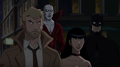 justice league animated film justice league dark the official trailer is right here