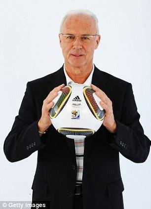 world cup 2010: franz beckenbauer feels sympathy for frank