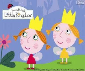 ben and holly puzzles & jigsaw