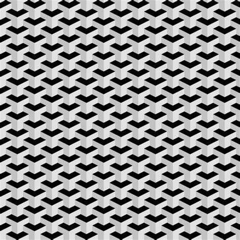 white pattern for photoshop create a seamless 3d geometric pattern in photoshop