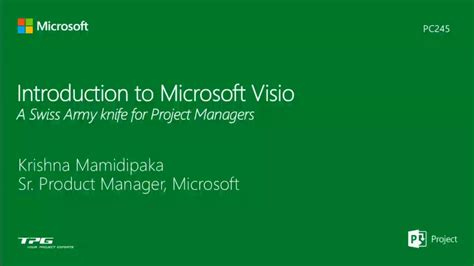 visio introduction introduction to microsoft visio a swiss army knife for