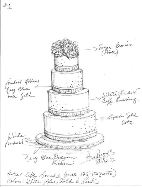 Wedding Cake Template by Wedding Cake Drawing Template By Bobwonderbuns S