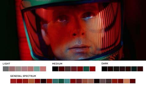 color themes in film color palette breakdowns of classic movie stills celebrate