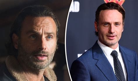 andrew lincoln character the walking dead has andrew lincoln just confirmed rick