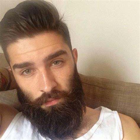 baard modellen voor mannen kapsels en haarverzorging scheren