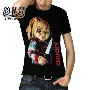 T Shirt Chucky shop chucky t shirts on wanelo