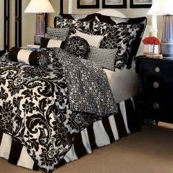 Black And White Bedroom Sets black and white bedspreads bedroom ideas