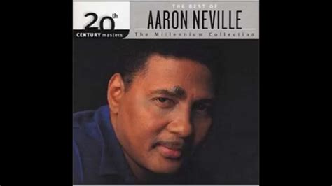 Osbourne Cant Stand Aaron by Aaron Neville I Can T Imagine