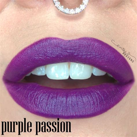 Handmade Makeup - purple dna lipstick handmade cosmetics gift